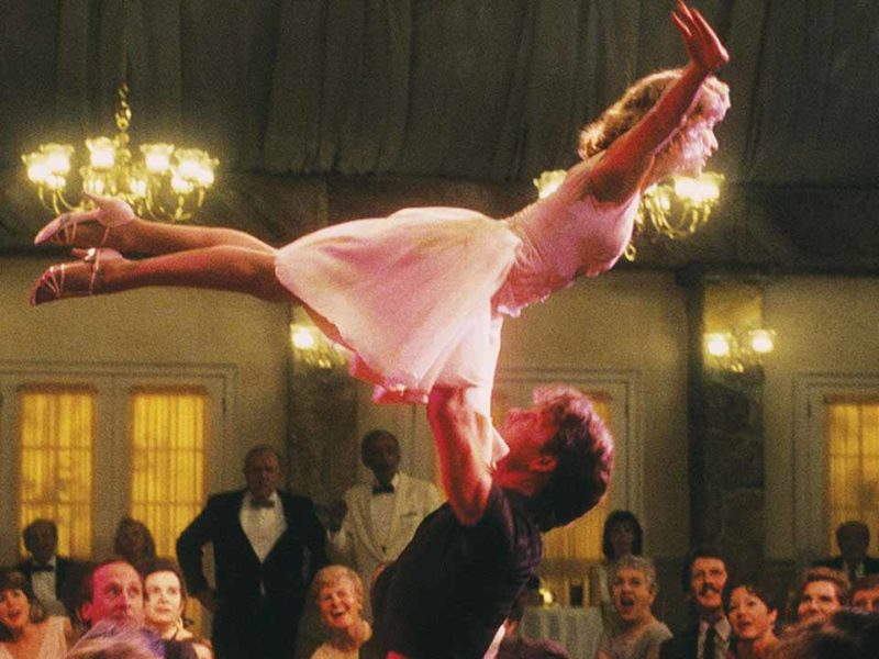 Dirty Dancing: Which movie star participated in Dancing with the Stars?  - Cinema News