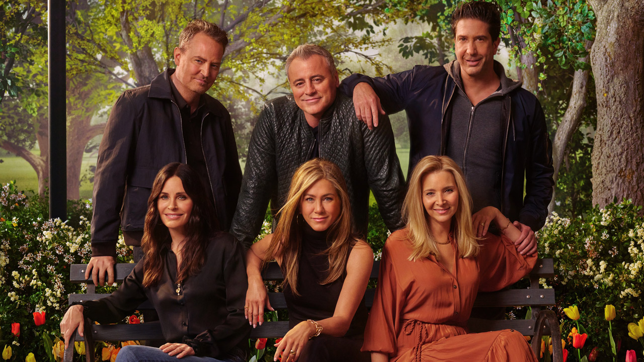 Friends The Reunion: a broadcast date for the reunion episode on TF1 - News Series on TV