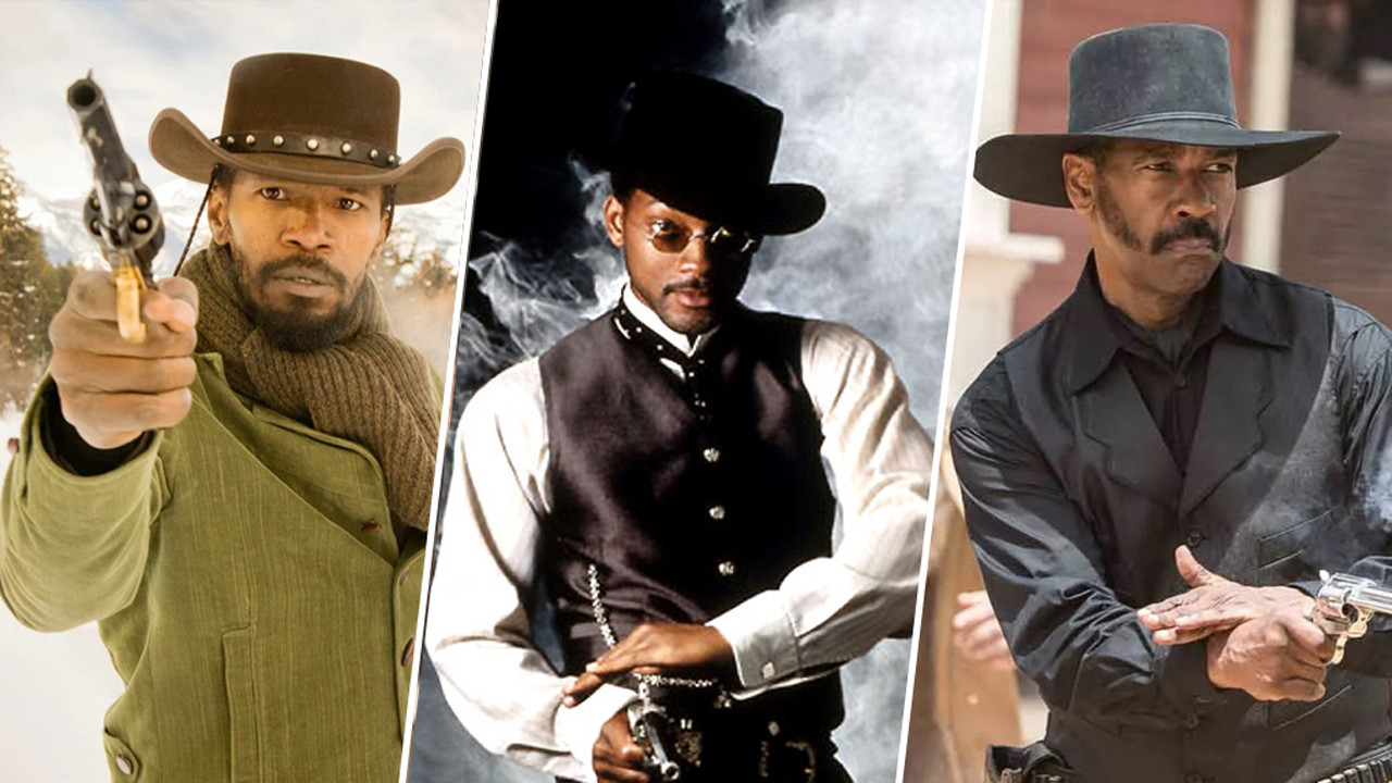 From the 7 Mercenaries to Django Unchained, how Hollywood represented the forgotten black cowboys of American history