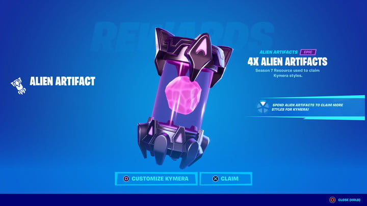 how-to-get-alien-artifacts-fast-in-fortnite