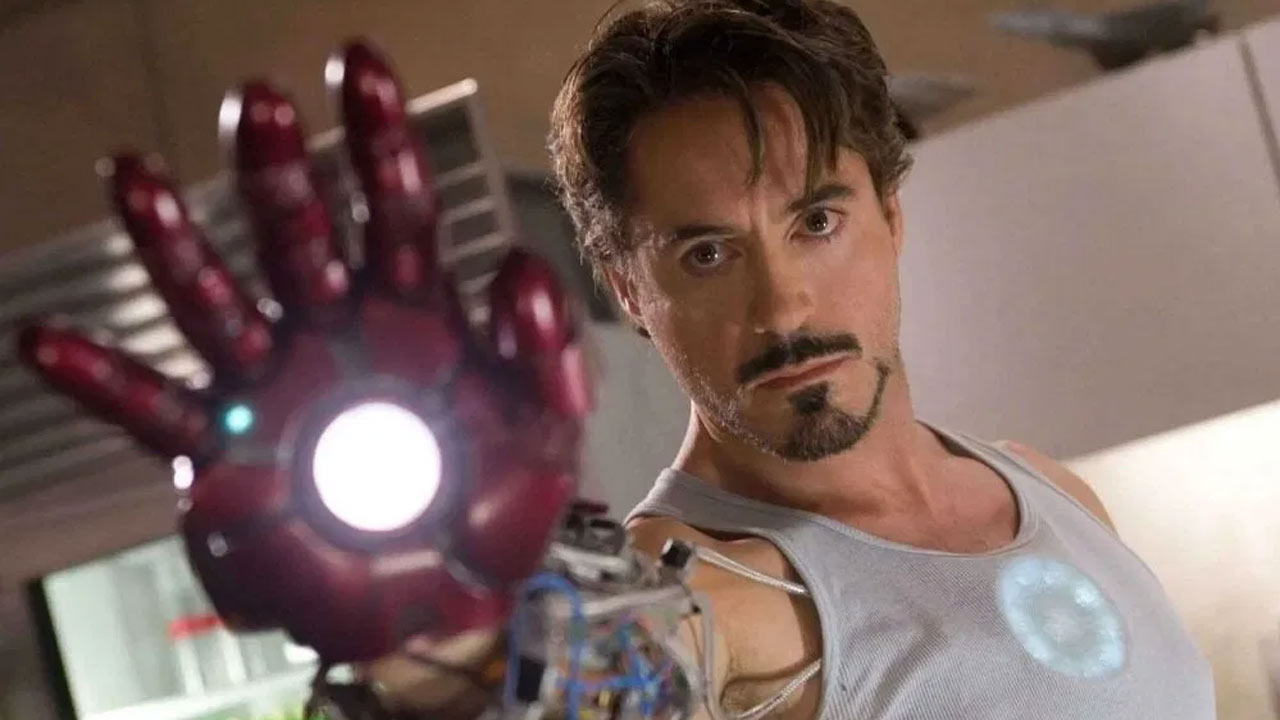 Iron Man: the little musical wink that announces the end of the film