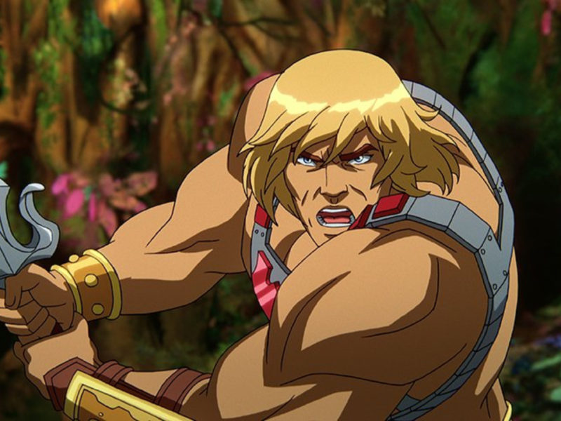 Masters of the Universe on Netflix: a trailer that smells of the 80s for Kevin Smith's animated series