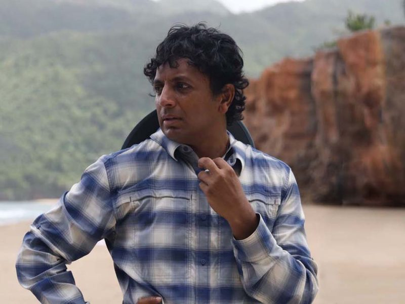 Old: Shyamalan has not yet chosen the end of his new film