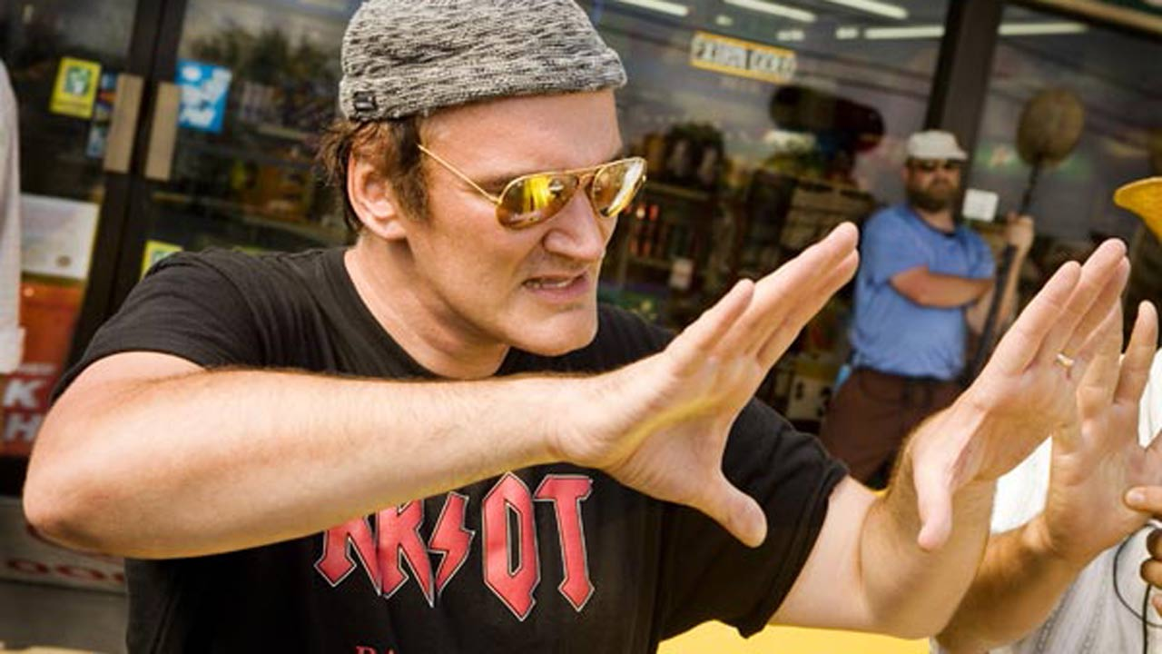 Quentin Tarantino is afraid of ending up on a bad movie