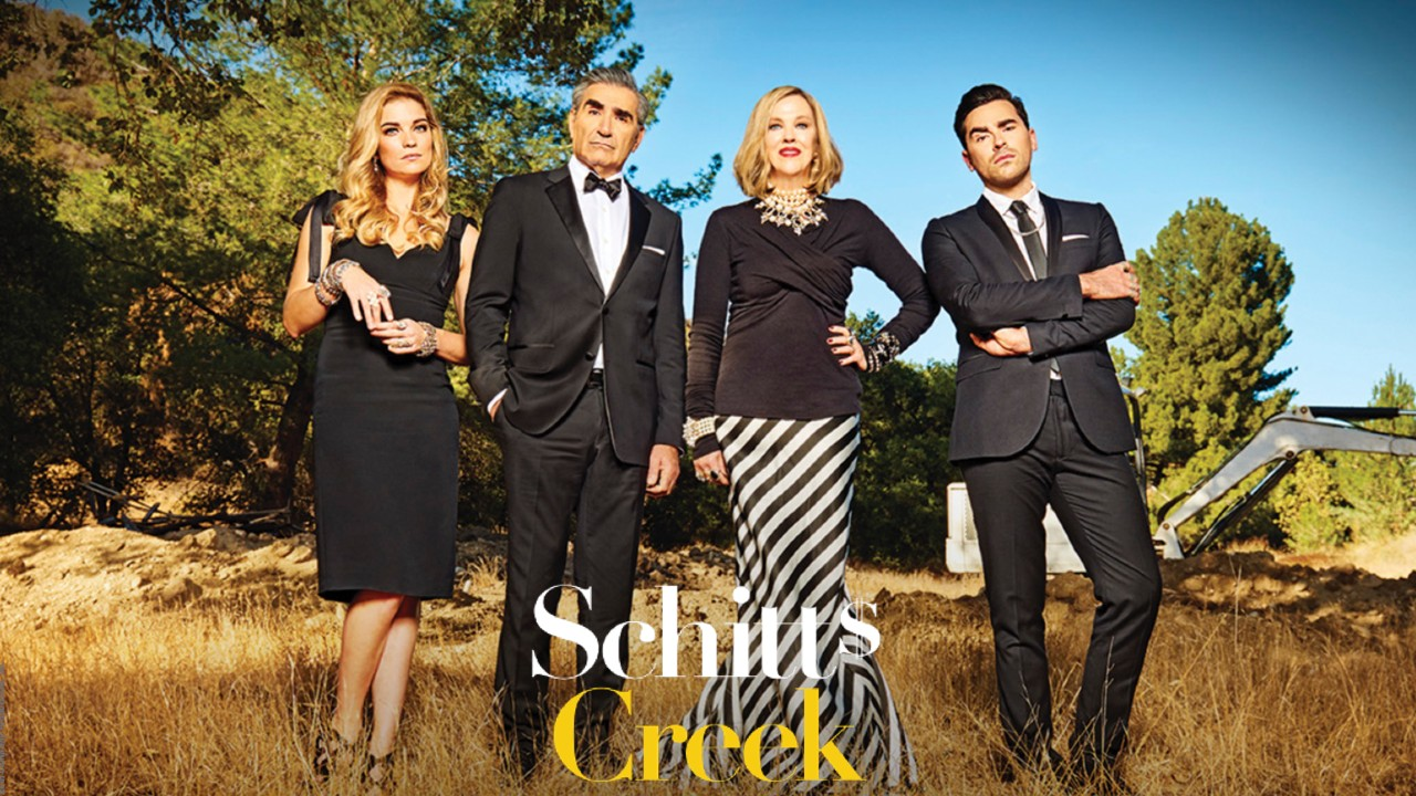 Schitt's Creek on CANAL +: discover the complete series that triumphed at the Golden Globes - News Series on TV