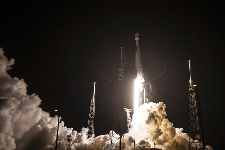 Falcon 9 launches SXM-8 to orbit on SpaceX's 125th successful mission, Sunday, Jun 6 2021.