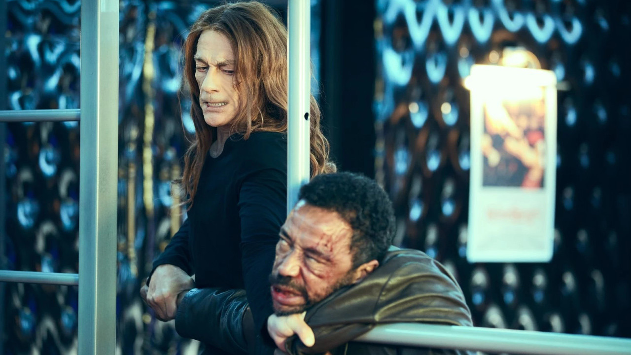 The Last Mercenary on Netflix: Jean-Claude Van Damme in wigs in the trailer for the action comedy
