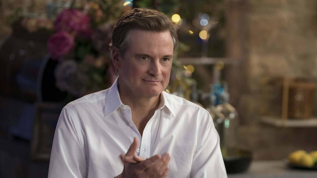 Colin Firth is Michael Peterson