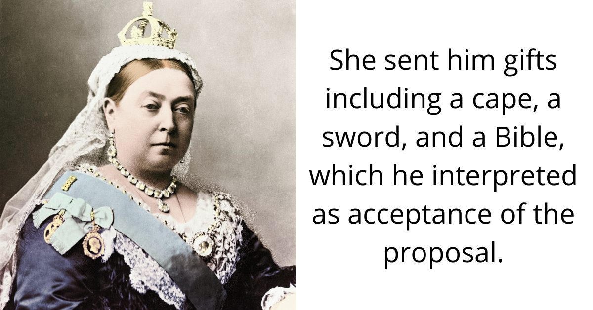 Queen Victoria And How A Mistranslation Led To A Royal Marriage Proposal