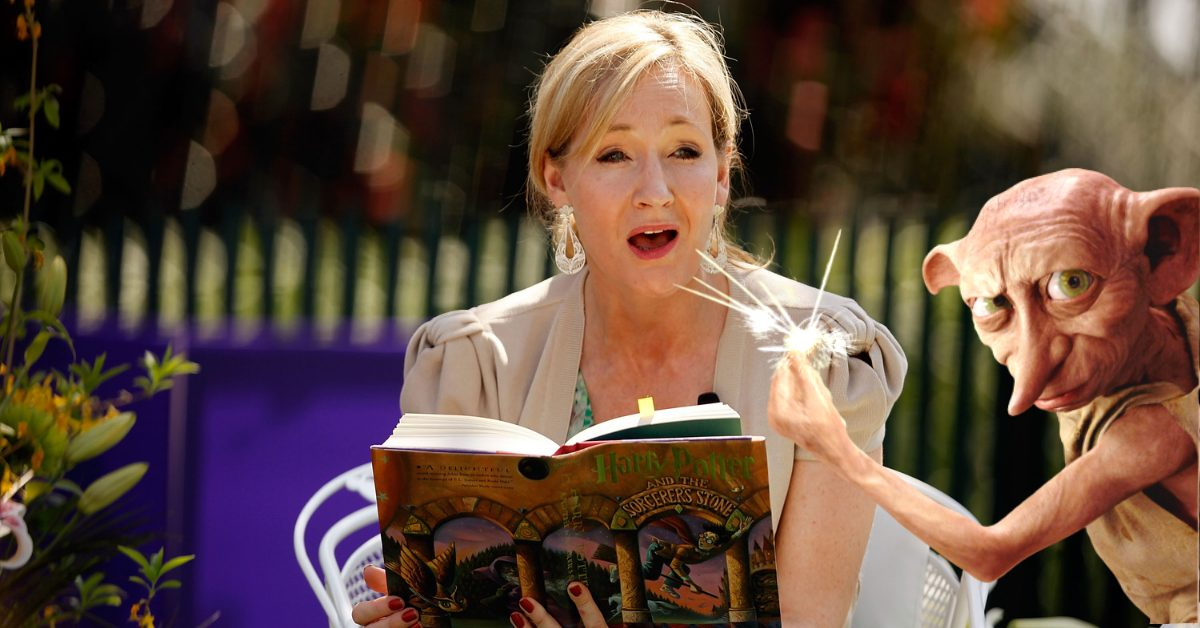How JK Rowling Used Old Words To Create New Ones