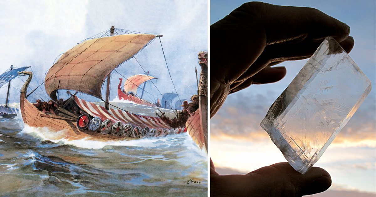 Did Vikings Use Crystals To Navigate The High Seas?