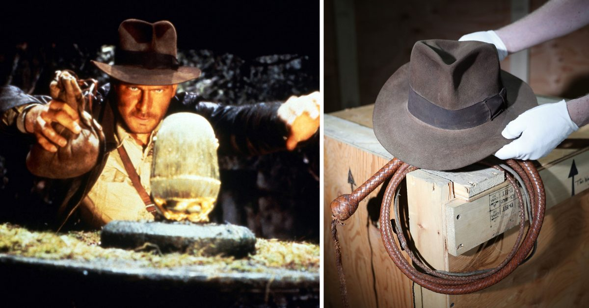 'Raiders Of The Lost Ark' At 40: Facts And Myths