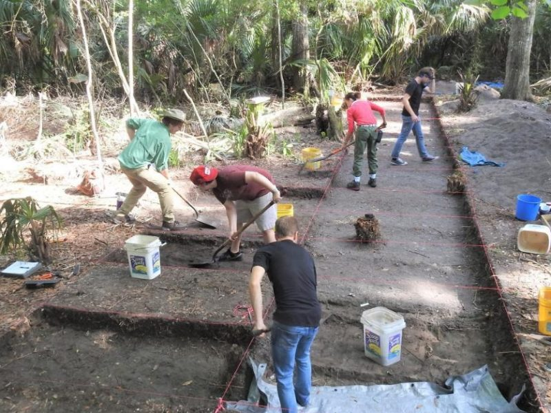Florida University Uncovers Remains Of Lost Indigenous Settlement