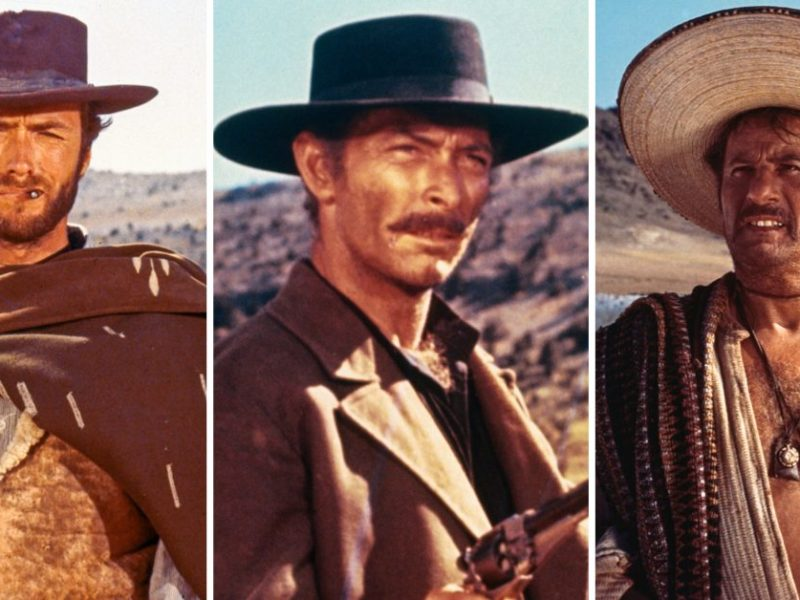 The Dirty Truth Behind The Making Of 'The Good, The Bad And The Ugly'