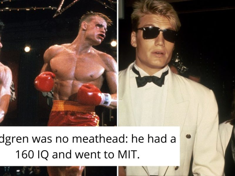Surprising Things We Didn't Know About Action Movie Icon Dolph Lundgren
