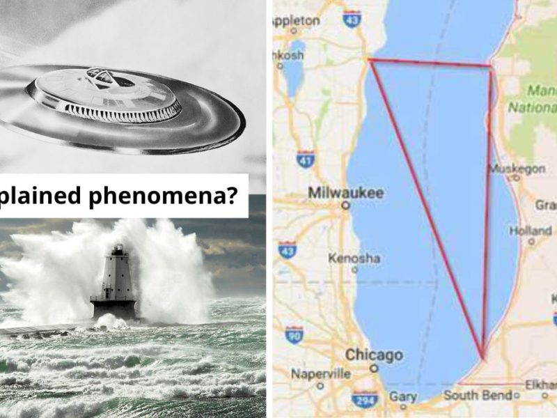 And You Thought The Bermuda Triangle Was Bad