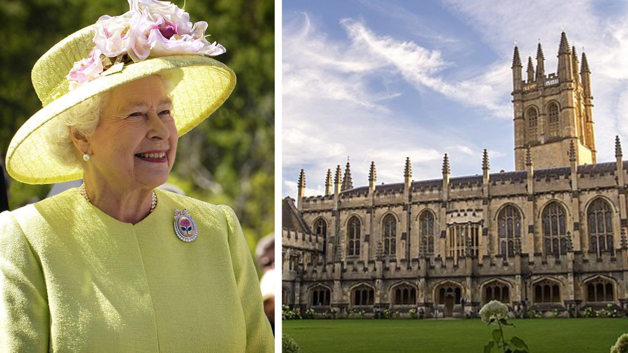 Oxford University Students Vote To Remove Portrait Of The Queen