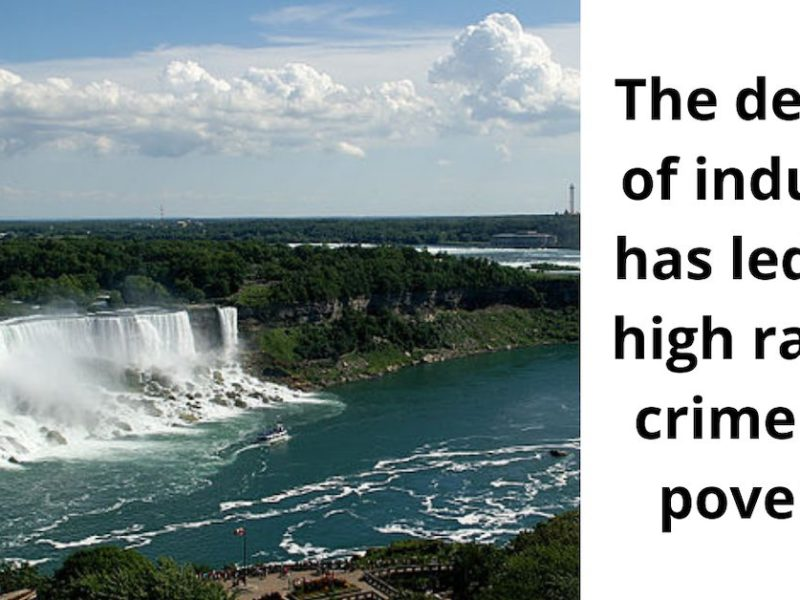 Why The American Side Of Niagara Falls Is So Disappointing