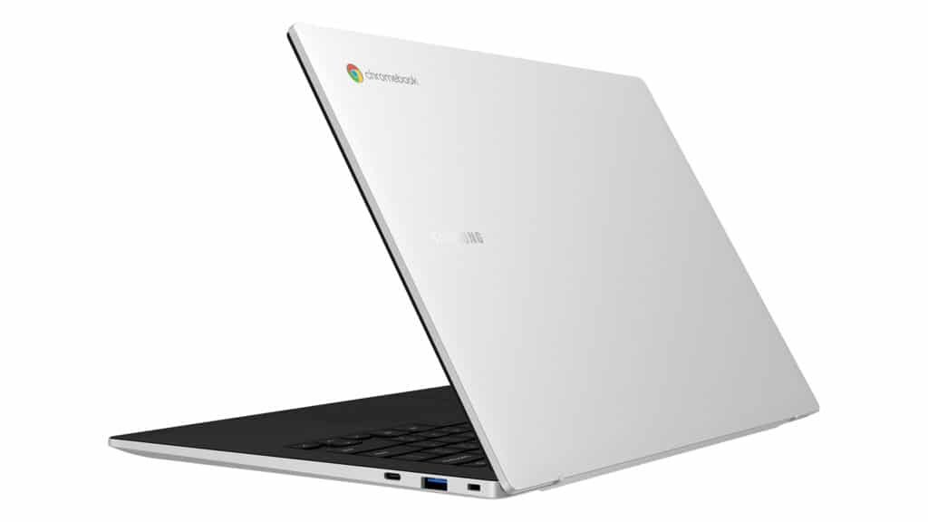 Samsung Galaxy Chromebook Go LTE features leaked