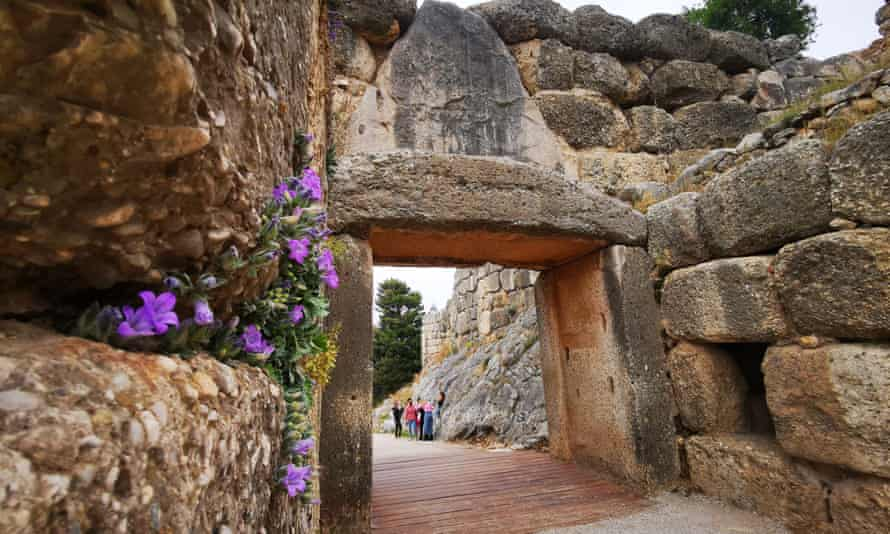 Lisa French and her colleagues started the Well Built Mycenae series of publications (its title echoing Homer), and the ancient city is now a Unesco world heritage site.
