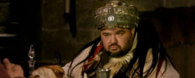 Kaamelott: meeting with Guillaume Briat (King Burgonde)