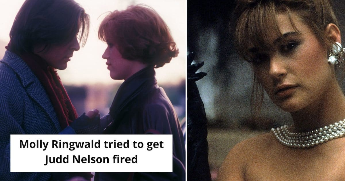 These Brat Pack Film Facts Have Us Feeling Major '80s Nostalgia
