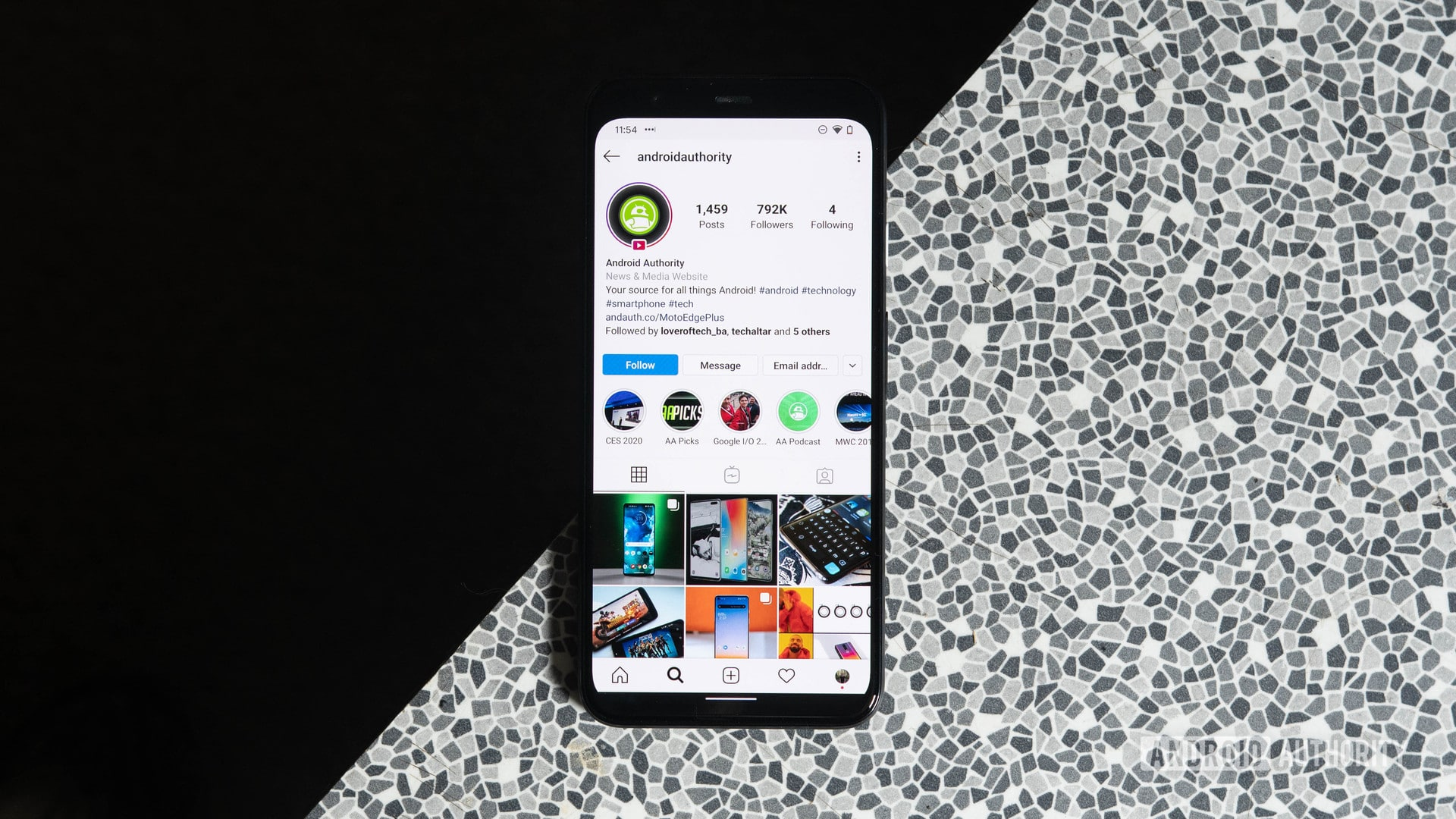 Android Authority Instagram best social media apps for android