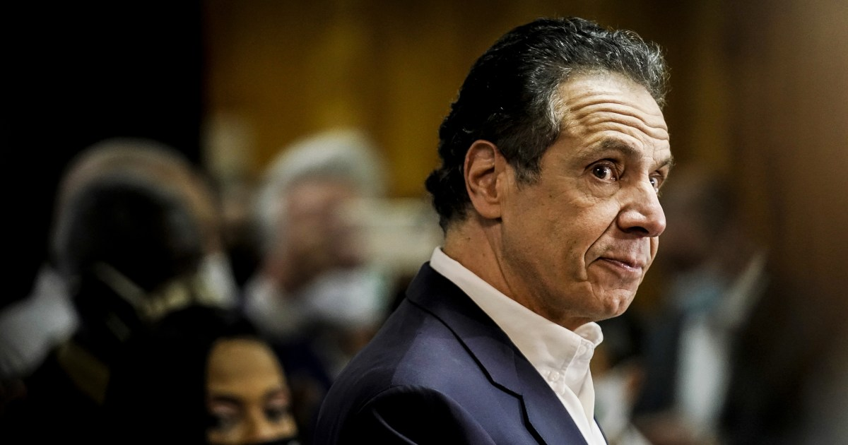 How Cuomo allegedly sexually harassed a state trooper