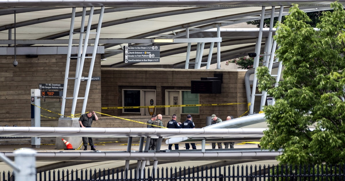 Pentagon lockdown lifted, 'multiple patients' being treated after shots fired, officials say