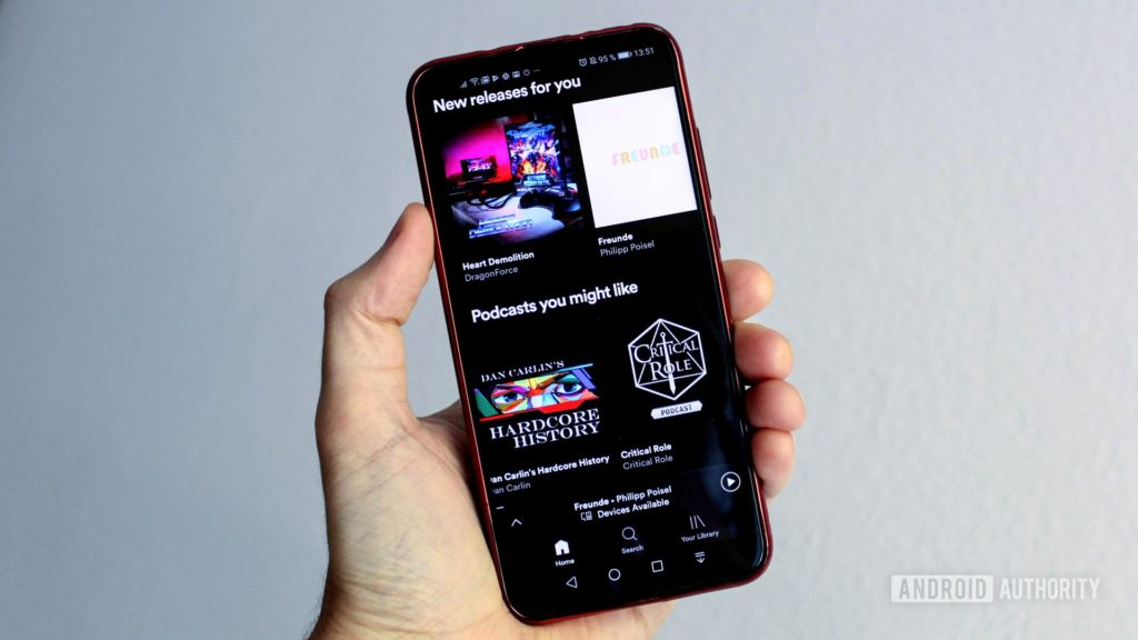 Spotify confirms offline playback support is coming to Wear
