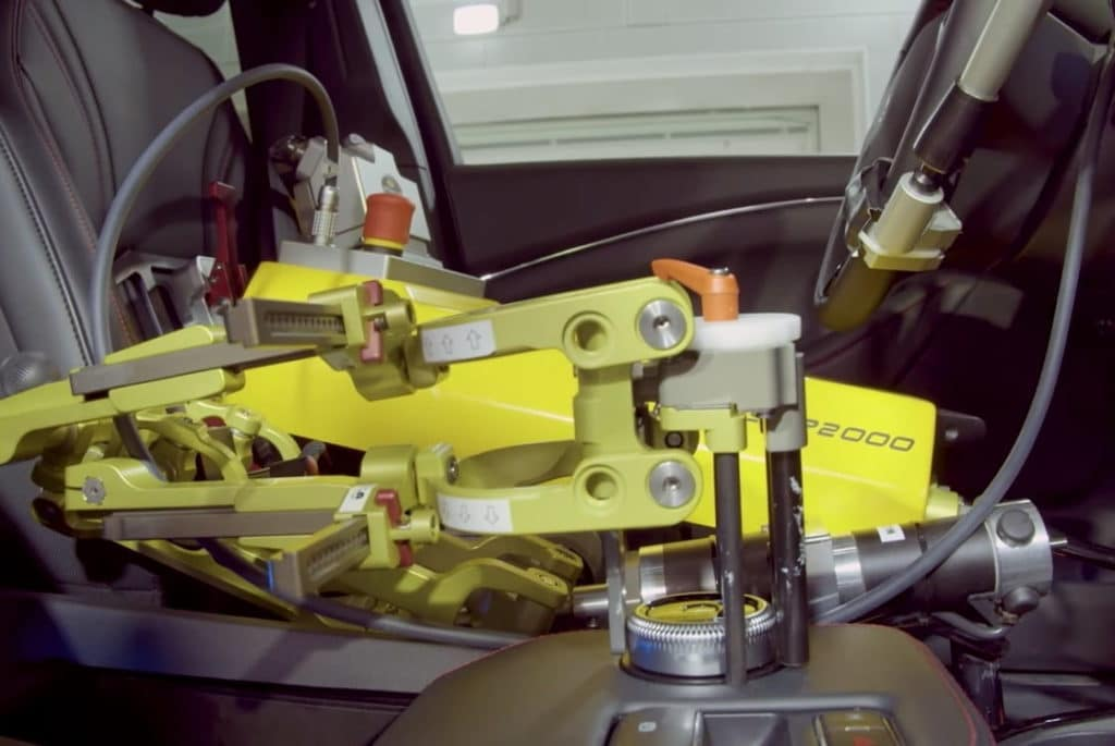 Ford's New Robots Put a Car through Its Paces