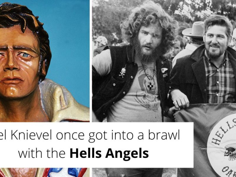 Make Vroom For These High Octane Facts About Motorcycle Maestro Evel Knievel