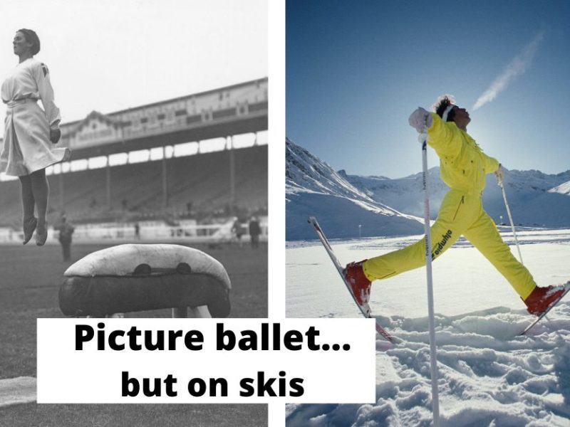 10 Weird Events Of Olympics Past