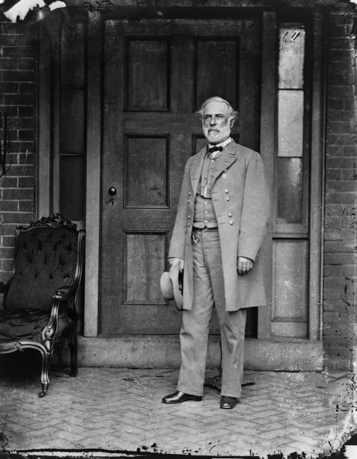 general lee, robert e. lee, confederate army, civil war, appomattox, virginia, 1865, end of civil war