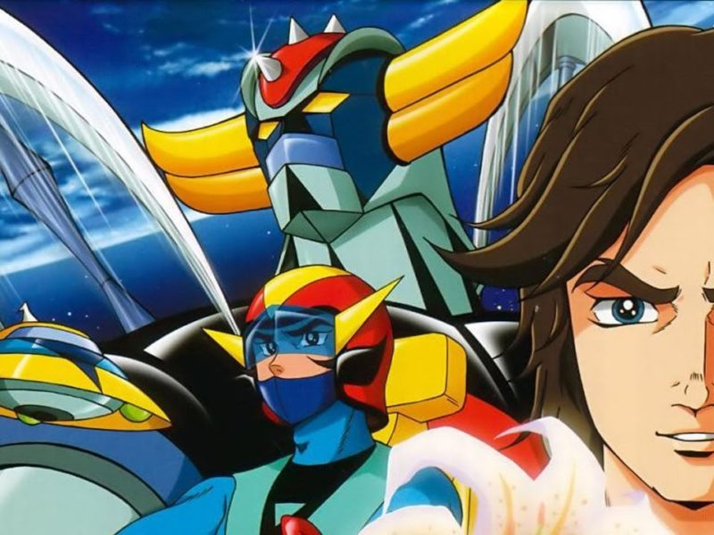 Grendizer on DNA: the unusual anecdote behind the French name of the giant robot - News Séries ...
