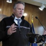 Governor Mike Dunleavy has declined to declare a state of emergency, and he has opposed mask and vaccination requirements.