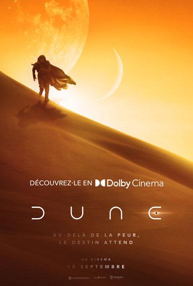 Dune in Dolby Cinema