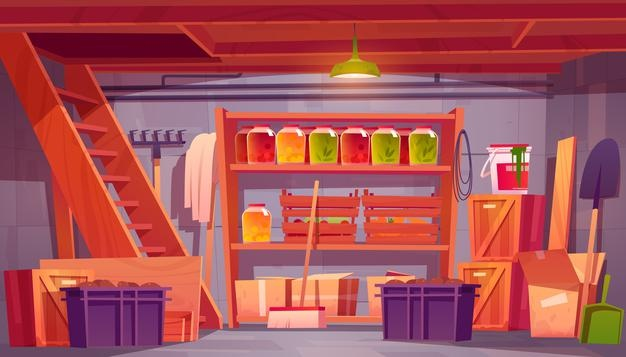 How to Clean Out Your Basement