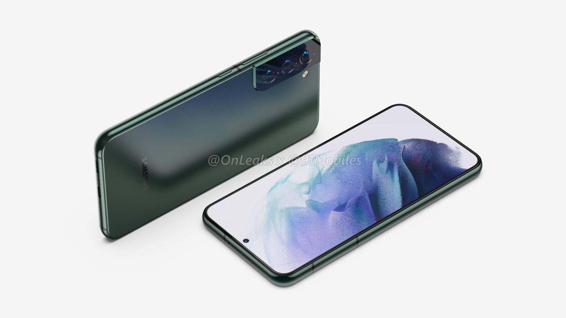Samsung Galaxy S22 Plus 91mobiles onleaks 1