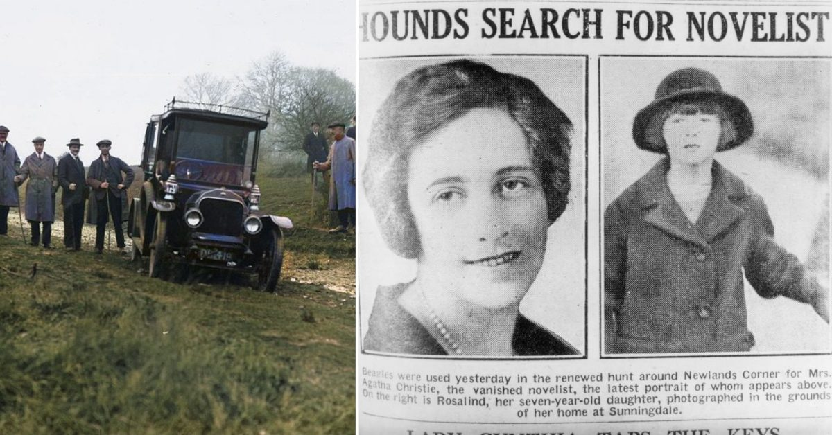 The Mysterious Disappearance of Agatha Christie: Amnesia or Hoax?