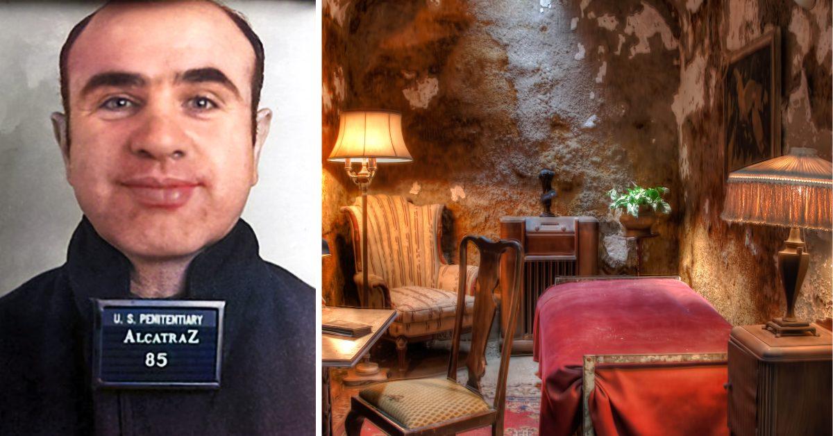 The Lavish Life Al Capone Lived While Imprisoned At Alcatraz