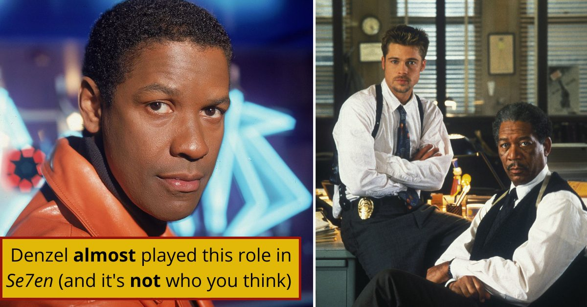 10 Denzel Washington Facts That Show He's Truly The Man On Fire