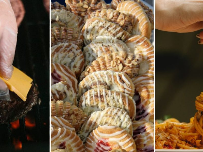 The Surprising And Controversial Origin Stories Behind Some Common Favorite Foods