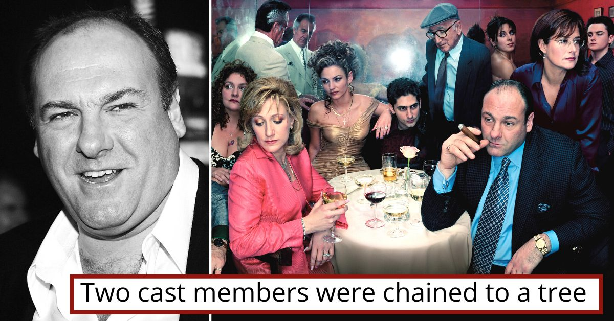 No Waste Management Required For These Facts About 'The Sopranos'