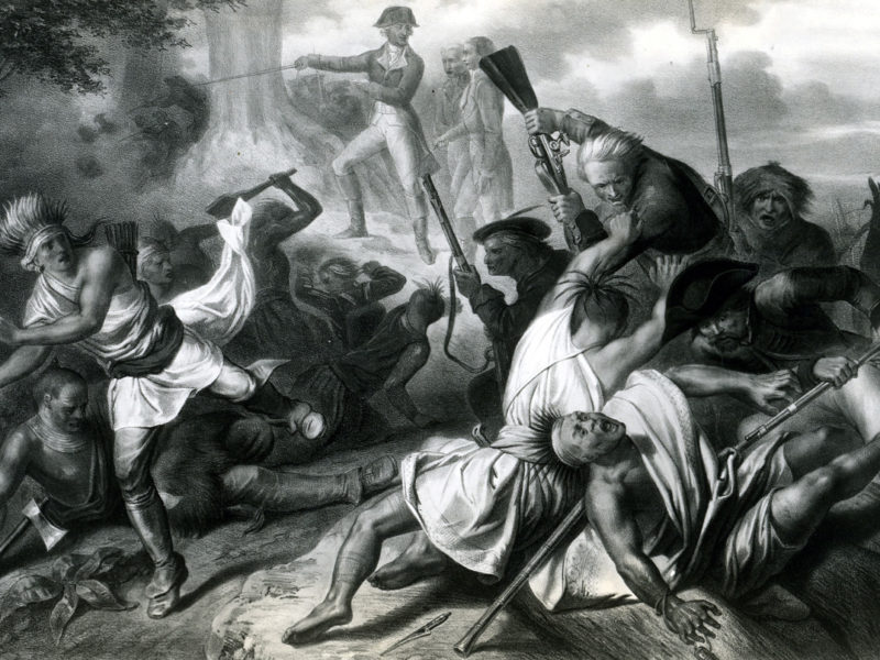 American Indian Wars: Timeline - Combatants, Battles & Outcomes
