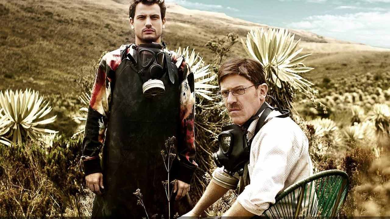 Do you like Breaking Bad? Discover the Colombian remake of the series! - News Series
