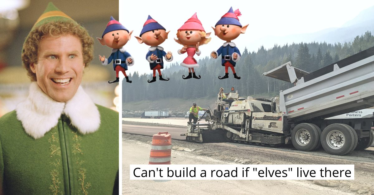 Did You Know Elves in Iceland Prevented a Road from Being Built for Eight Years?