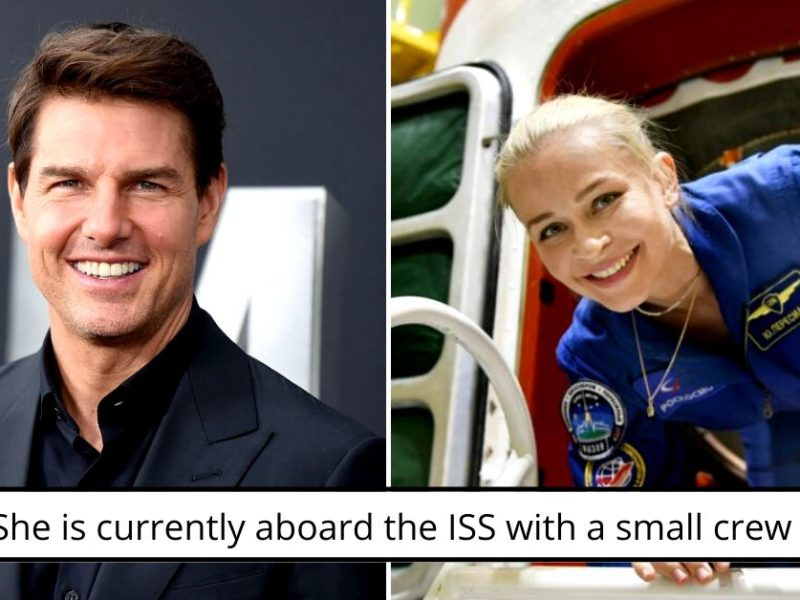 Russian Actress Beats Tom Cruise In Race To Film First Movie In Space